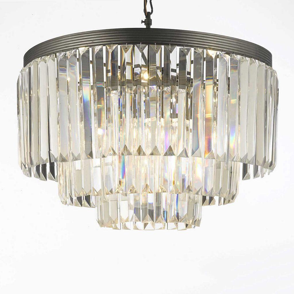 Gallery Crystal 9-Light Chandelier