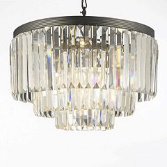 Gallery Crystal 9-Light Chandelier