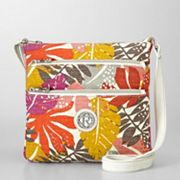 Relic Erica Tropical Top Zip Crossbody Bag