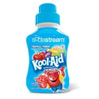 SodaStream Kool-Aid Tropical Punch Flavored Sparkling Drink Mix