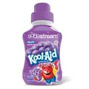 SodaStream Kool-Aid Grape Flavored Sparkling Drink Mix