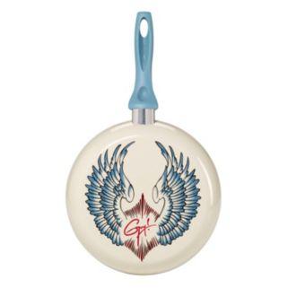 Guy Fieri Deco Wings 10-in. Nonstick Frypan