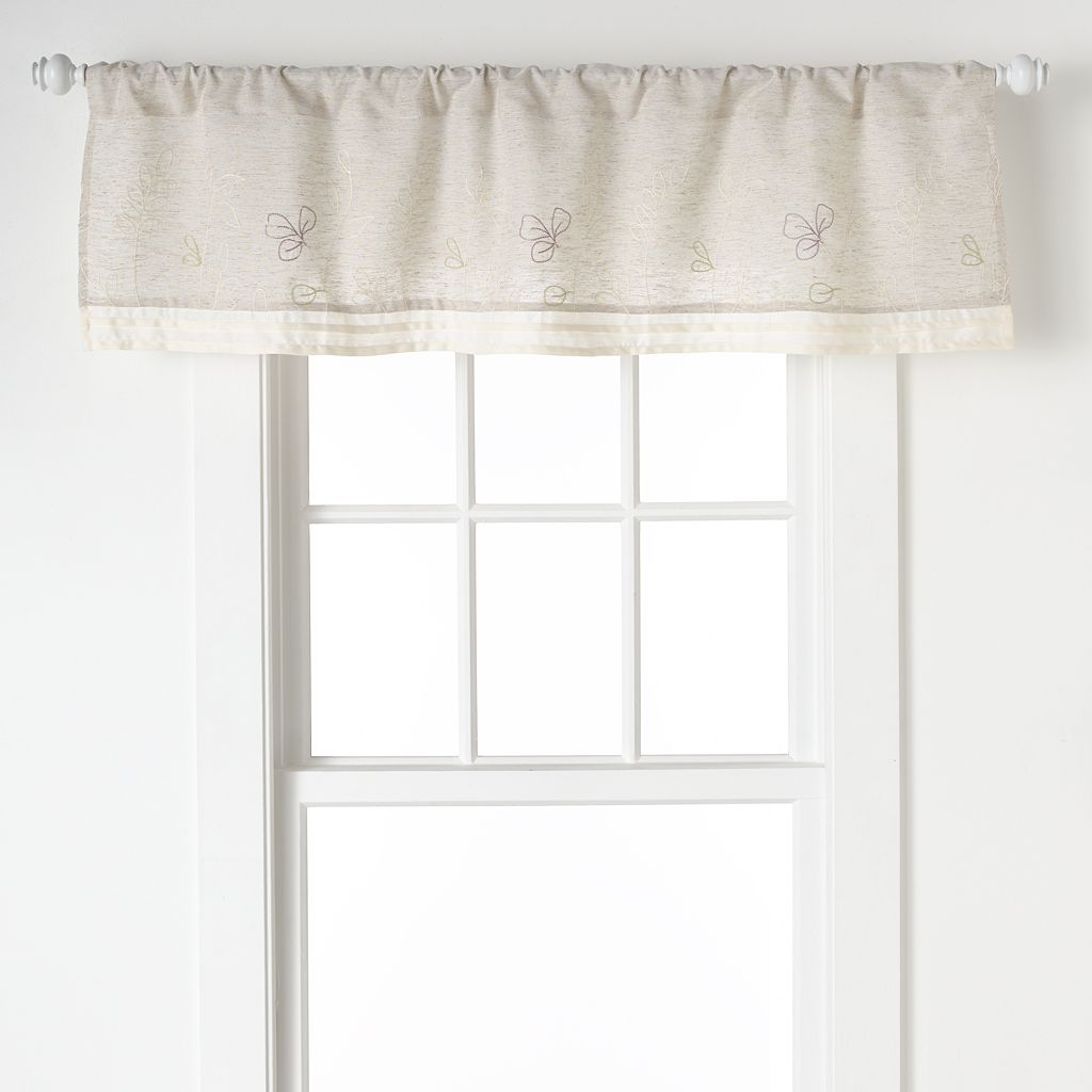 SONOMA Goods for Life™ Greenhouse Window Valance - 54