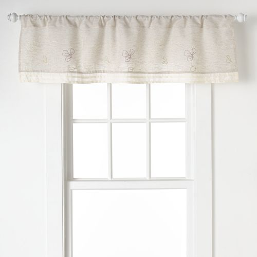 "SONOMA Goods for Life™ Greenhouse Window Valance - 54"" x 16"""