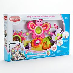 Tiny Love Butterfly Princess Stroller Toy