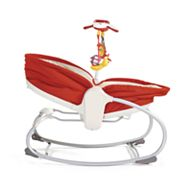 Tiny Love 3-in-1 Rocker Napper - Red