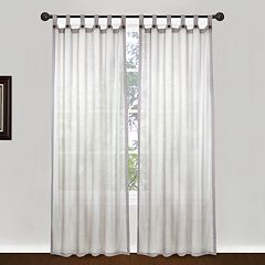 Park B. Smith Eco Leno Tab-Top Window Panel - 40' x 84'