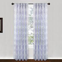 Park B. Smith Venetian Tiles Window Curtain Set - 24