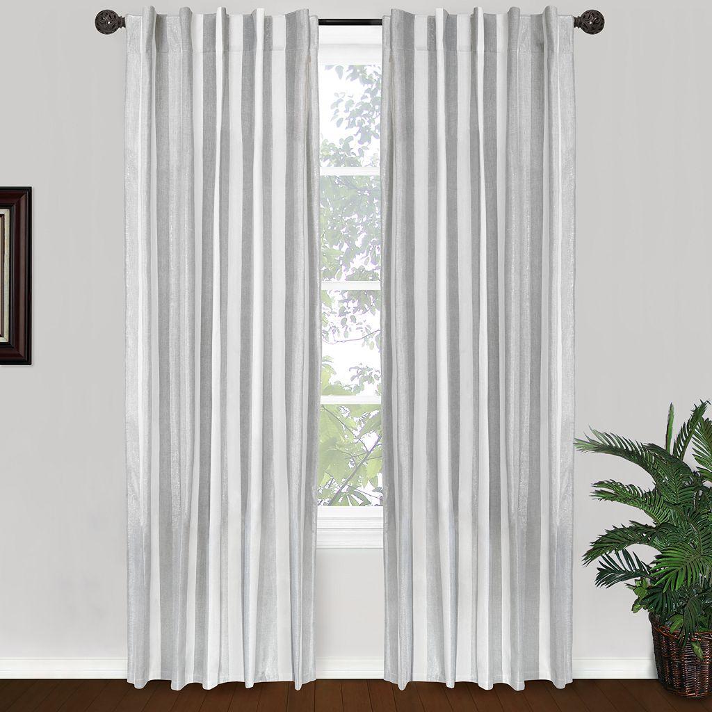 Park B. Smith Ottavia Tab-Top Window Panel Pair - 24