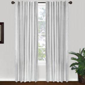 "Park B. Smith 2-pack Ottavia Tab-Top Window Curtains - 24"" x 84"""