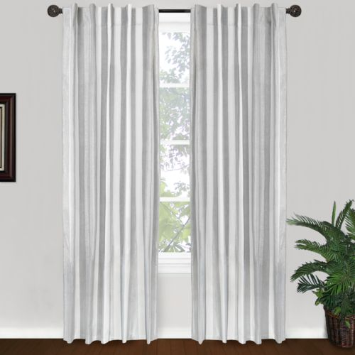 Park B. Smith Ottavia Tab-Top Window Panel Pair - 24'' x 84''
