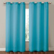 Victoria Classics Sparkle Sheer Window Panel - 55'' x 84''