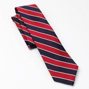 Croft and Barrow Santa Fe Striped Tie