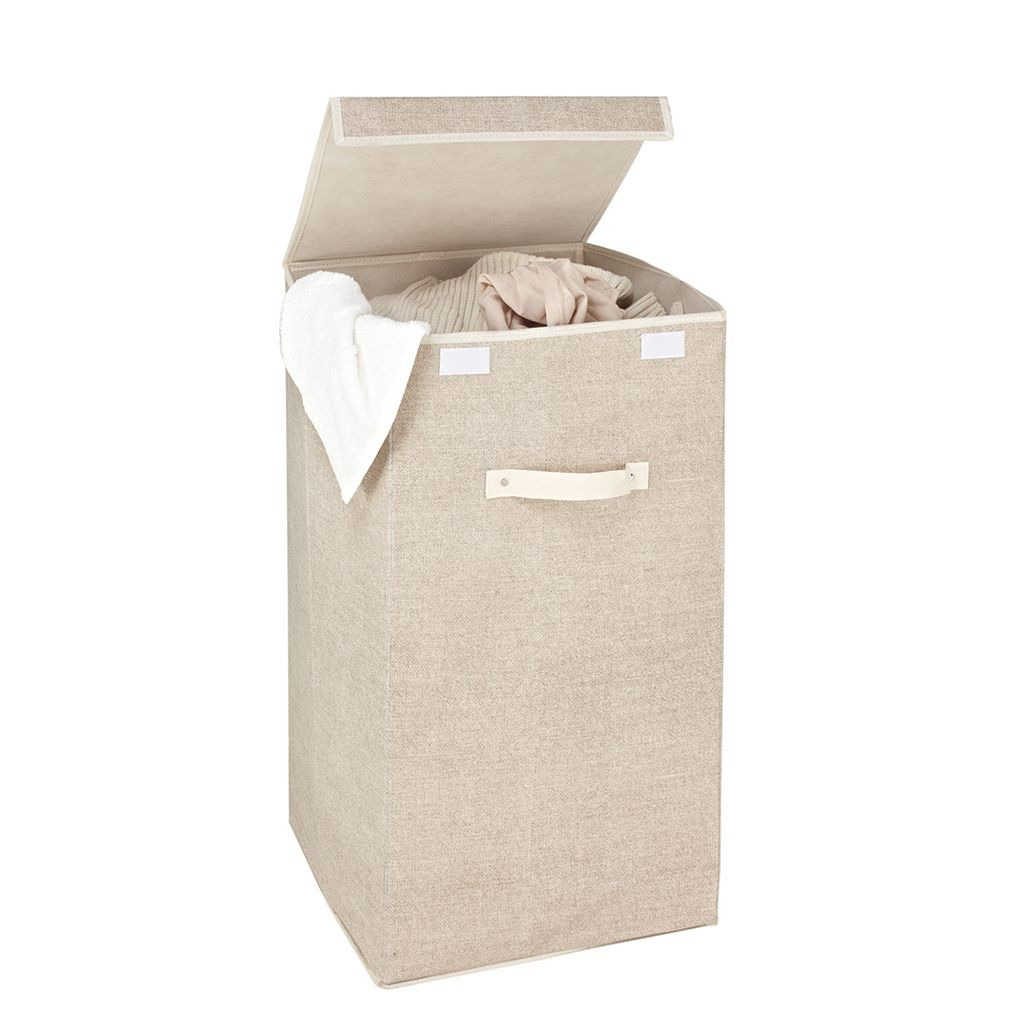 Kennedy Home Collection Laundry Hamper