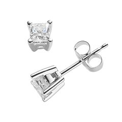 T W Igi Certified Princess Cut Diamond