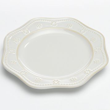 Food Network™ Fontinella Beaded Salad Plate