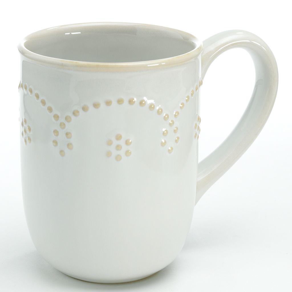 Food Network™ Fontinella Beaded Mug