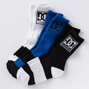 DC Shoe Co 3-pk. Builder Crew Socks - Boys