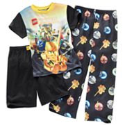 LEGO Ninjago 3-pc. Pajama Set - Boys 6-12