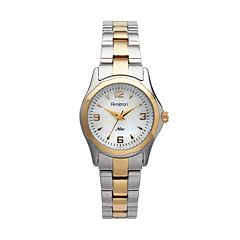 Armitron NOW Women's Two Tone Watch - 75/3861MPTT