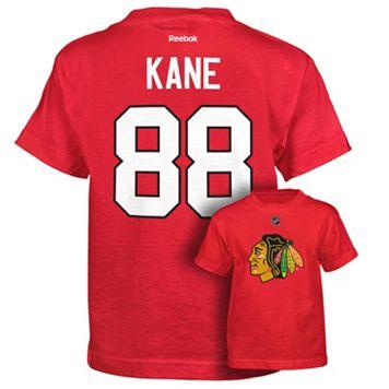 Reebok Chicago Blackhawks Patrick Kane Premier Tee - Boys 8-20