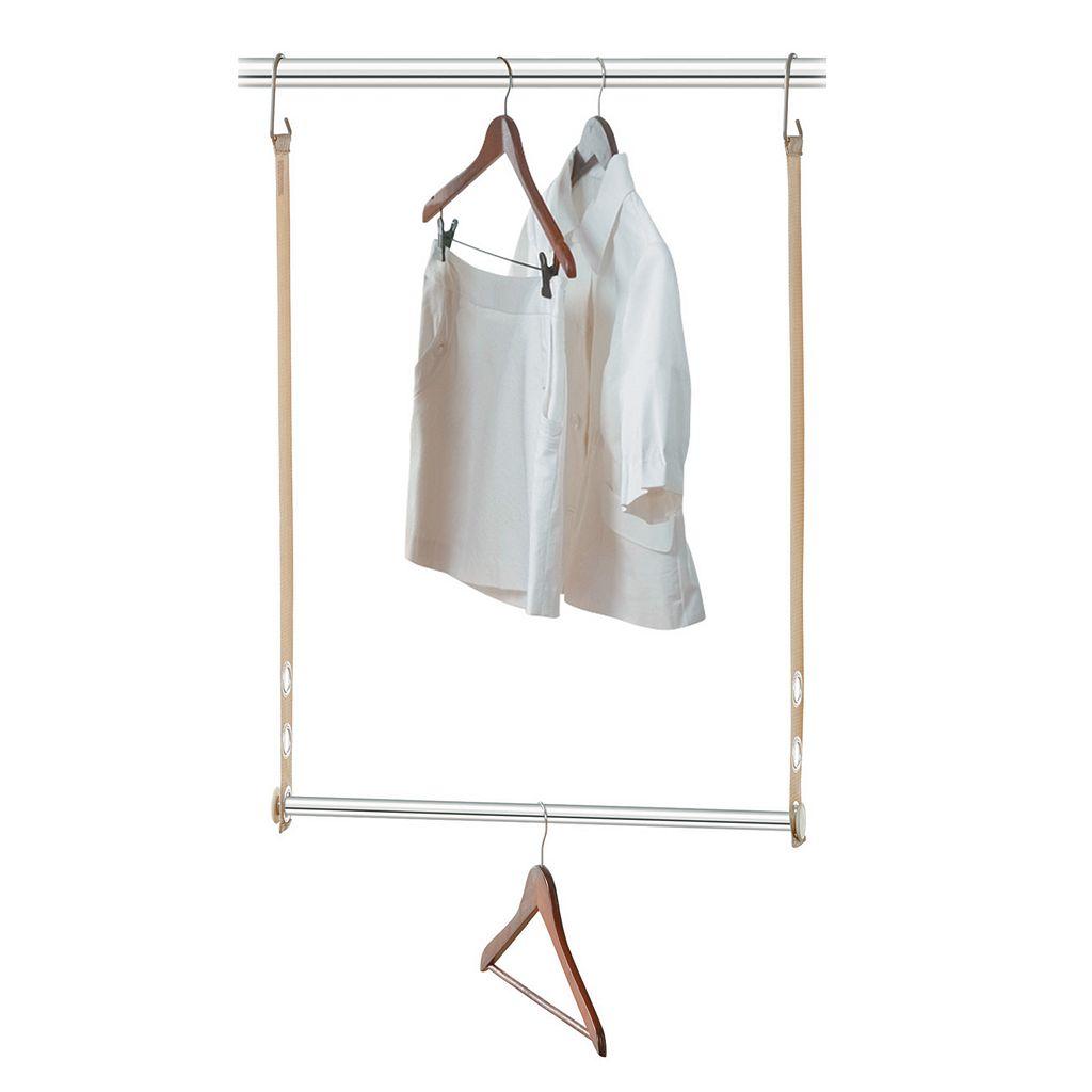 neatfreak closetMAX System Expandable Hanging Bar