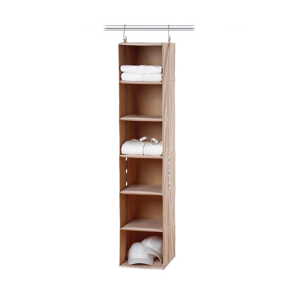 neatfreak closetMAX System 6-Shelf Closet Organizer
