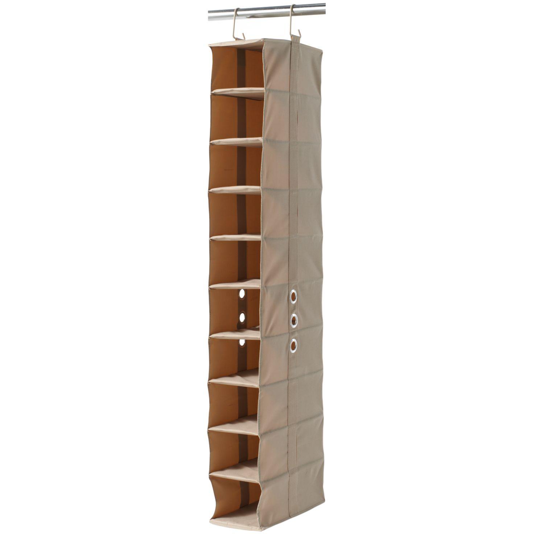 Neatfreak ClosetMAX System 10 Shelf Closet Organizer
