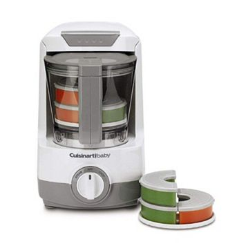 Cuisinart Baby Food Storage