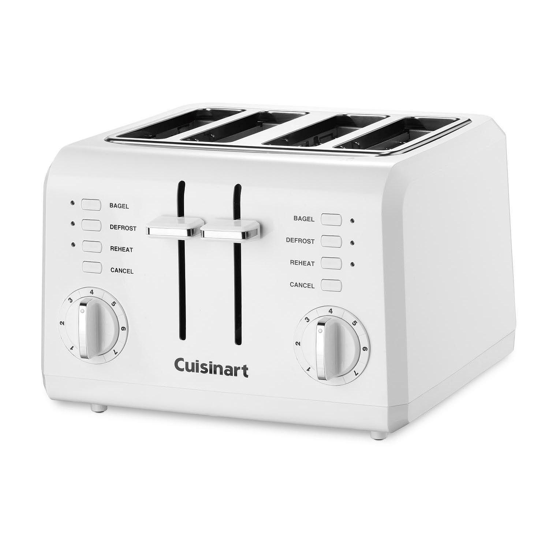 Cuisinart Toaster 4 slice Brushed Motorized