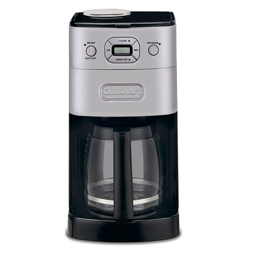 Cuisinart Grind N Brew 12-Cup Automatic Coffee Maker