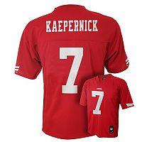 Boys 8-20 San Francisco 49ers Colin Kaepernick NFL Jersey