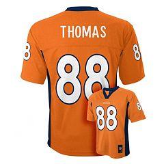 Boys 8-20 Denver Broncos Demaryius Thomas NFL Replica Jersey