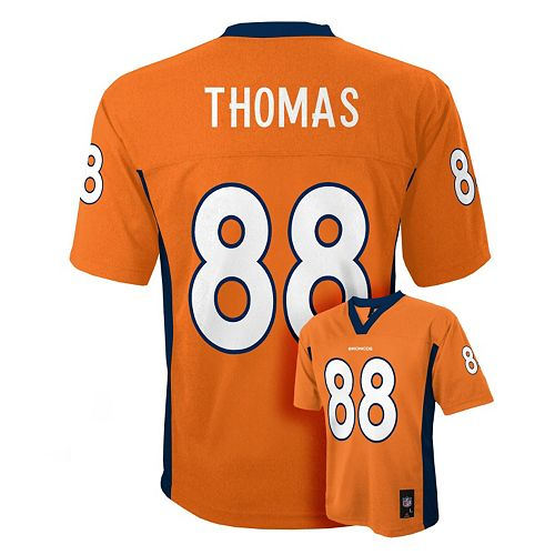wholesale dealer d366c a1656 Boys 8-20 Denver Broncos Demaryius Thomas NFL Replica ...