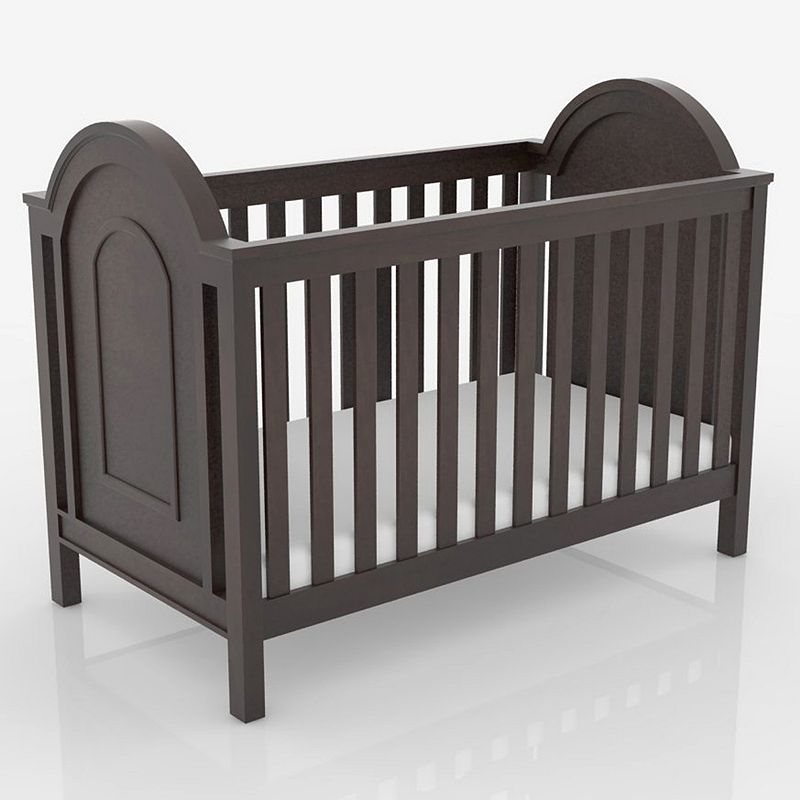 Lolly and Me Ellery 3-in-1 Convertible Crib