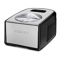 Cuisinart Compressor Ice Cream & Gelato Maker