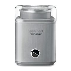 Cuisinart Pure Indulgence Ice Cream Maker