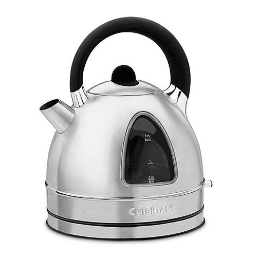 Cuisinart® Cordless Stainless Steel Electric Kettle