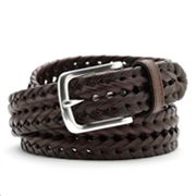 Dockers V-Weave Braided Belt - Men