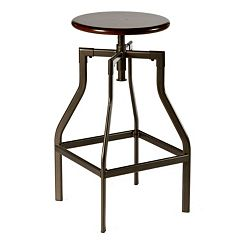 Cyprus Adjustable Backless Stool