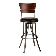 Santa Monica Swivel Counter Stool
