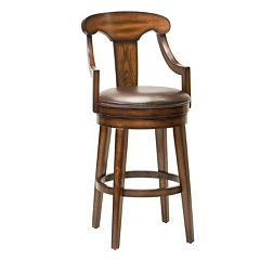 Upton Swivel Counter Stool