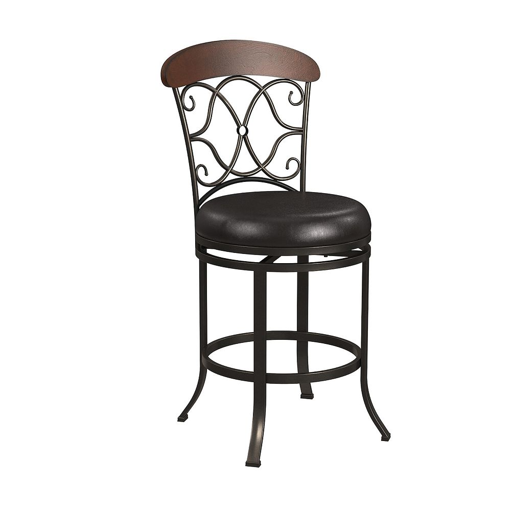 Dundee Swivel Counter Stool