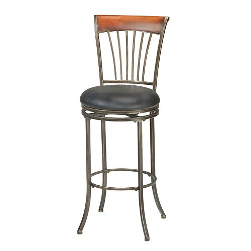 Riley Swivel Counter Stool