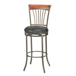 Riley Swivel Bar Stool