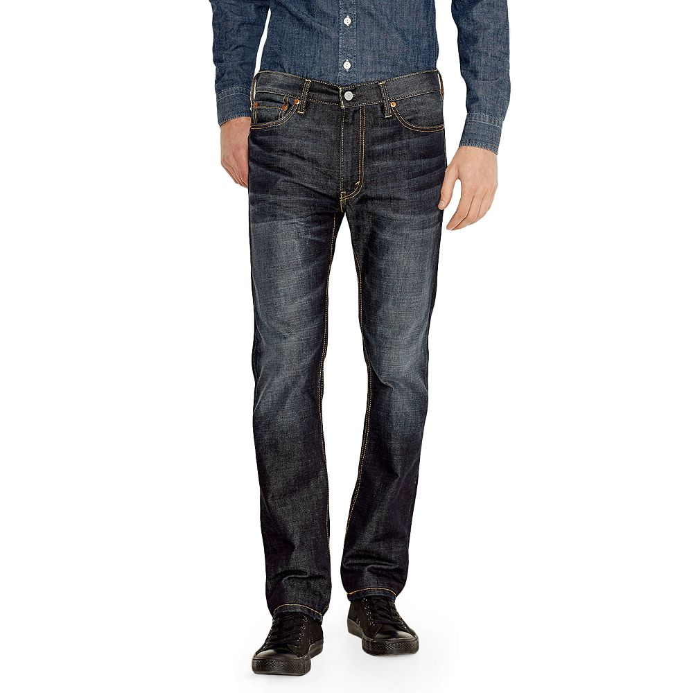 matching in colour quality first on wholesale Men's Levi's® 513™ Slim Straight Jeans