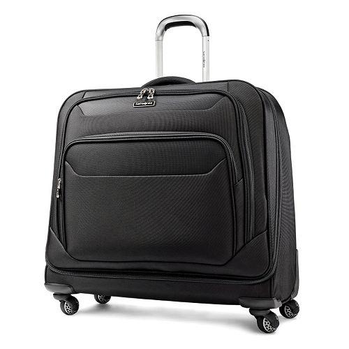 Samsonite luggage drive sphere spinner upright garment bag youtube