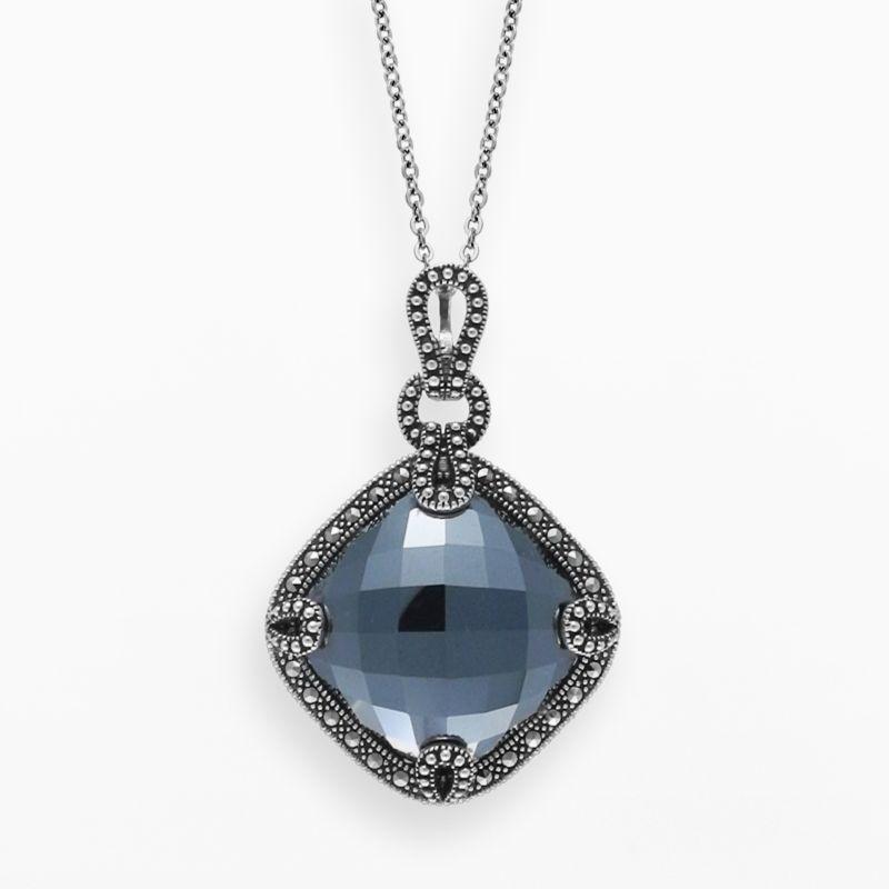 hematite jewelry kohl s