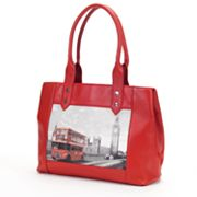 PAVA City Leather Tote