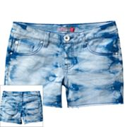SO Tie-Dye Denim Shorts - Girls 7-16